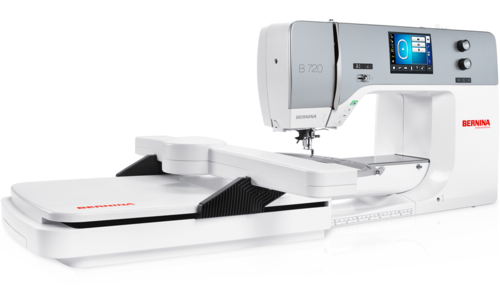 BERNINA 720 con modulo de bordar