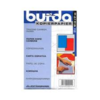 PAPEL COPIADOR BURDA AZUL Y ROJO