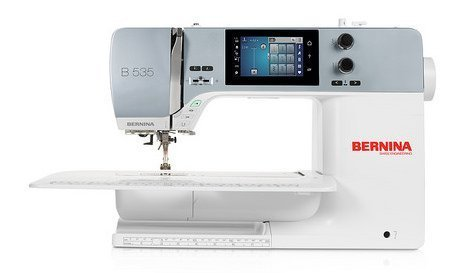 Maquina Bernina 535, LOW SERVICE