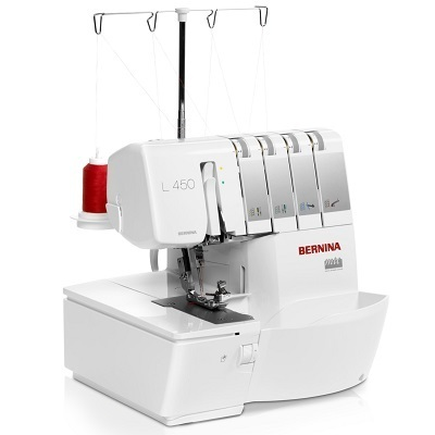 Overlok Bernina L450 ¨LOW SERVICE""