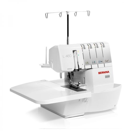 Overlok Bernina L460 LOW SERVICE